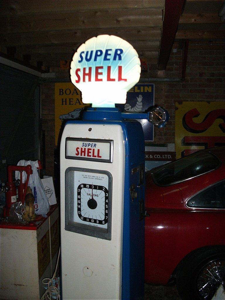 Enamel Signs Petrol Pumps Petroliana Automobilia