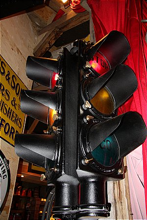 EARLY TRAFFIC LIGHTS - click to enlarge