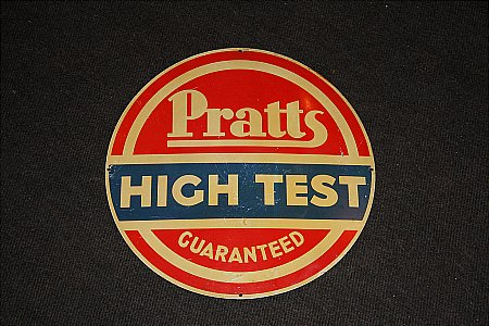 PRATTS HIGH TEST - click to enlarge