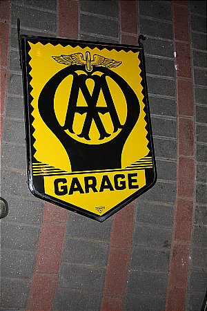 A,A. GARAGE (DOUBLE) - click to enlarge