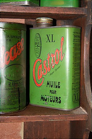 CASTROL XL (Half Litre) (French) - click to enlarge