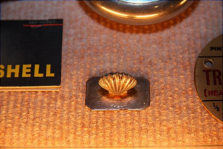 SHELL MENU HOLDER - click to enlarge