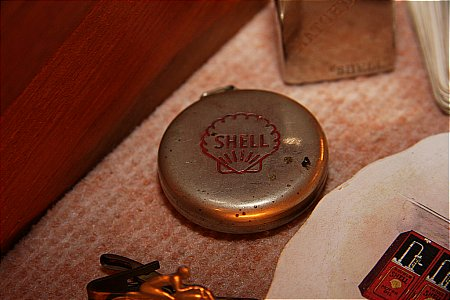SHELL TAPE MEASURE - click to enlarge