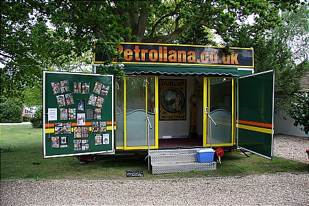 PETROLIANA STAND - click to enlarge