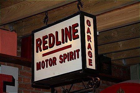 REDLINE MOTOR SPIRIT - click to enlarge