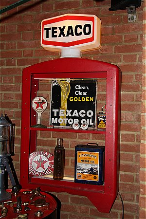 TEXACO RADIATOR - click to enlarge