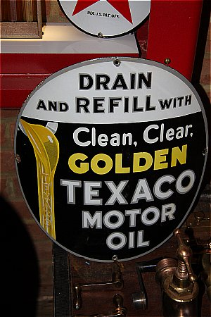 TEXACO GOLDEN OIL - click to enlarge