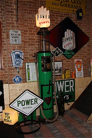 POWER CORNER - click to enlarge