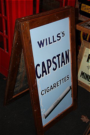 CAPSTAN CIGARETTES - click to enlarge