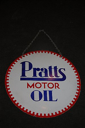 PRATTS MOTOR OIL - click to enlarge