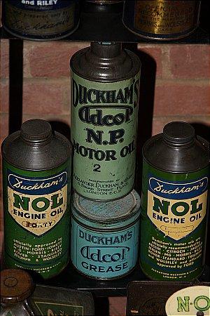 DUCKHAMS N.O.L.OIL - click to enlarge