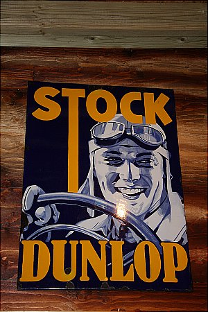 DUNLOP STOCK - click to enlarge