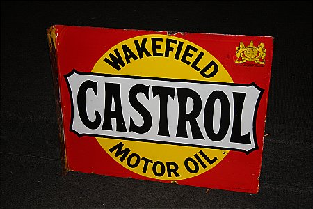CASTROL OIL - click to enlarge
