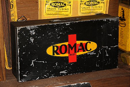ROMAC GARAGE FIRST AID KIT - click to enlarge