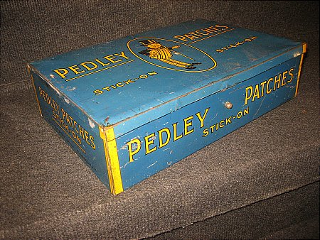 PEDLEY PATCHES - click to enlarge