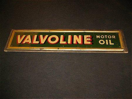 VALVOLINE OIL - click to enlarge