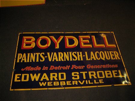 BOYDELL PAINTS - click to enlarge