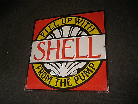 SHELL FROM THE PUMP - click to enlarge