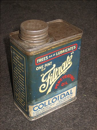 FILTRATE COLLOIDAL (Pint) - click to enlarge