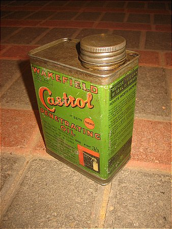 CASTROL PENETRATING OIL (Pint) - click to enlarge