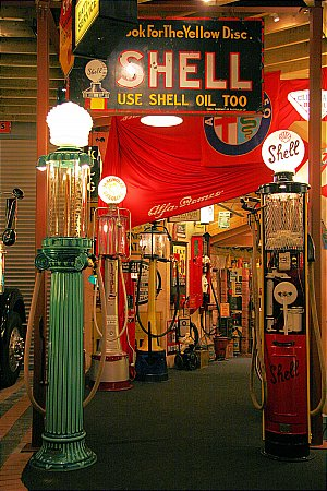 SHELL ENTRANCE - click to enlarge