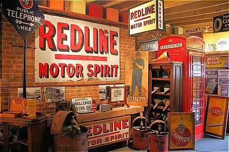 REDLINE REGION - click to enlarge