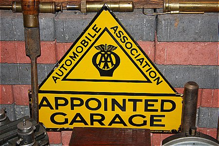 A.A. APPOINTED GARAGE - click to enlarge