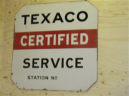 TEXACO SERVICE - click to enlarge