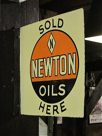 NEWTON OILS - click to enlarge