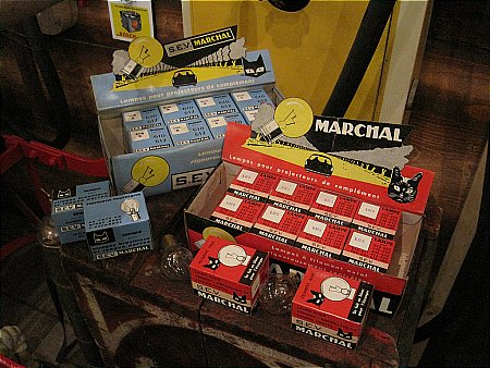 MARCHAL LIGHT BULBS - click to enlarge