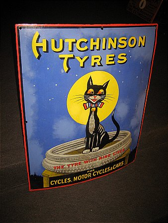 HUTCHINSON TYRES - click to enlarge