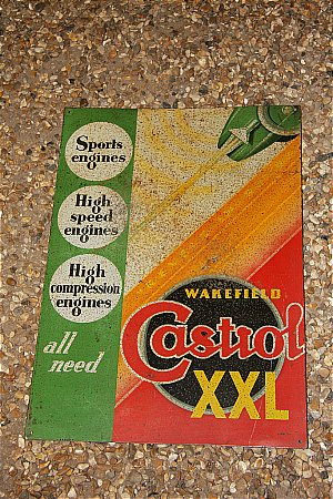 CASTROL XXL OIL - click to enlarge