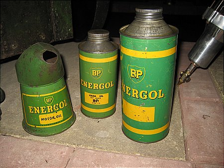 ENERGOL OIL  - click to enlarge