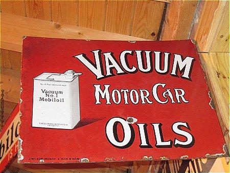 VACUUM OILS - click to enlarge