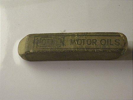NOTWEN OILS RUBBER - click to enlarge