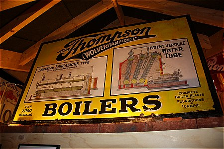 THOMPSON BOILERS - click to enlarge