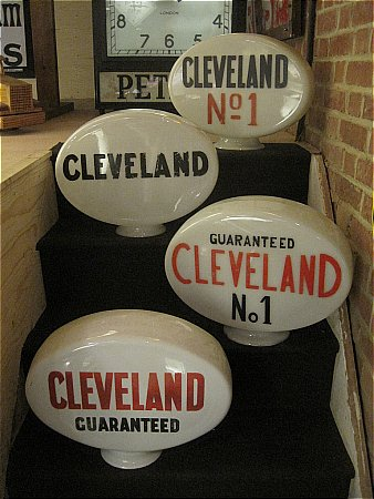 CLEVELAND-The full set? - click to enlarge