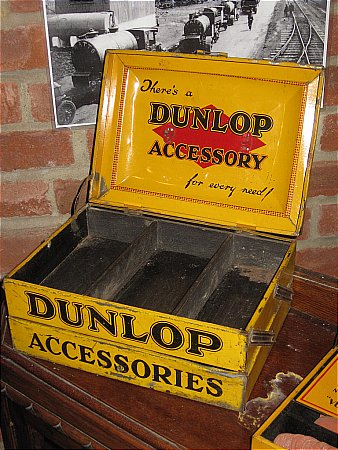 DUNLOP ACCESSORY BOX - click to enlarge