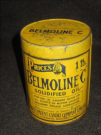 PRICES BELOMINE GREASE (1lb) - click to enlarge