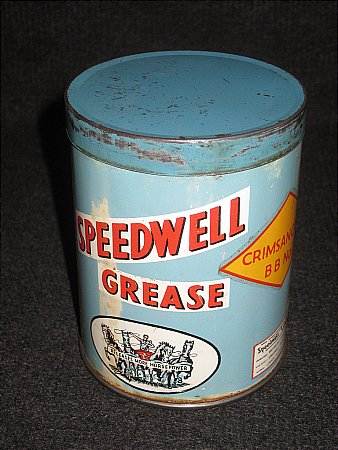 SPEEDWELL GREASE (1lb) - click to enlarge