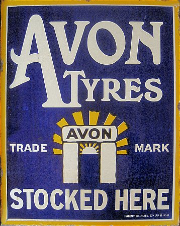 AVON TYRES - click to enlarge