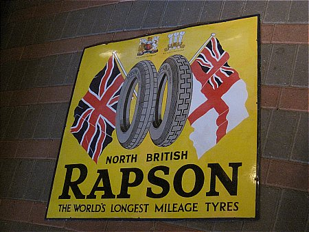 RAPSON TYRES - click to enlarge