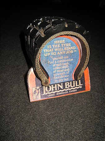 JOHN BULL TYRE AD STAND - click to enlarge