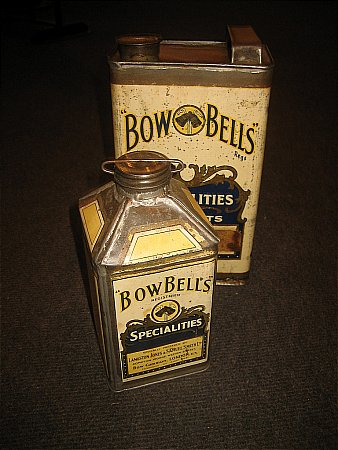BOW BELLS OIL PINT - click to enlarge