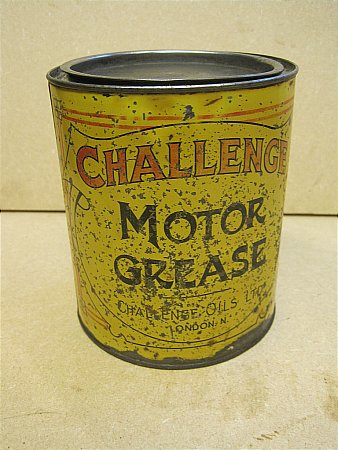 CHALLENGE MOTOR GREASE - click to enlarge