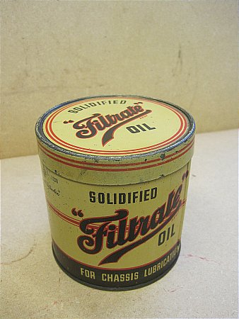 FILTRATE 1lb GREASE. - click to enlarge