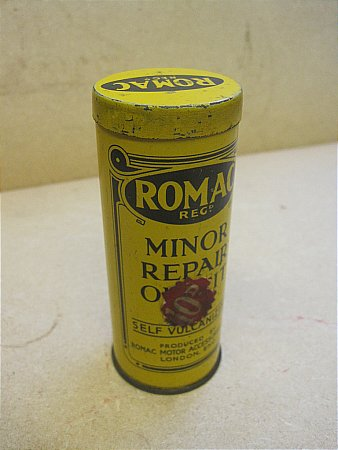 ROMAC MINOR REPAIR OUTFIT. - click to enlarge