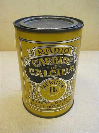CARBIDE CALCIUM TIN - click to enlarge