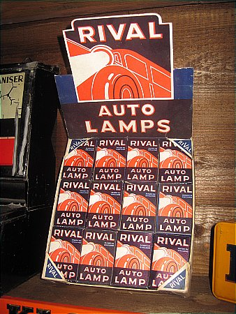 RIVAL LAMPS - click to enlarge