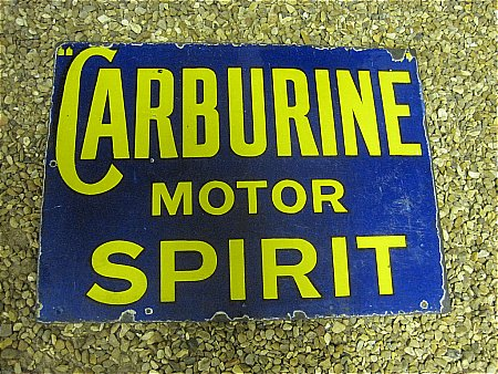 CARBURINE SPIRIT - click to enlarge